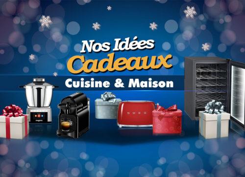 idées cadeaux ubaldi 2018 cuisine maison